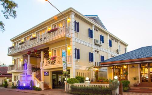 Le Bouton D'or Boutique Hotel, Thakhek
