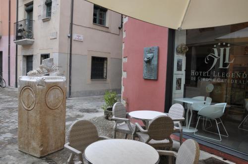 Habitación Doble - 1 o 2 camas Hotel Museu Llegendes de Girona 2