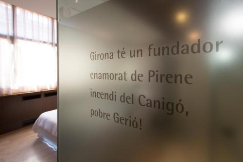 Habitación Doble - 1 o 2 camas Hotel Museu Llegendes de Girona 19
