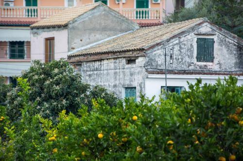 Panos Apartments, Benitses