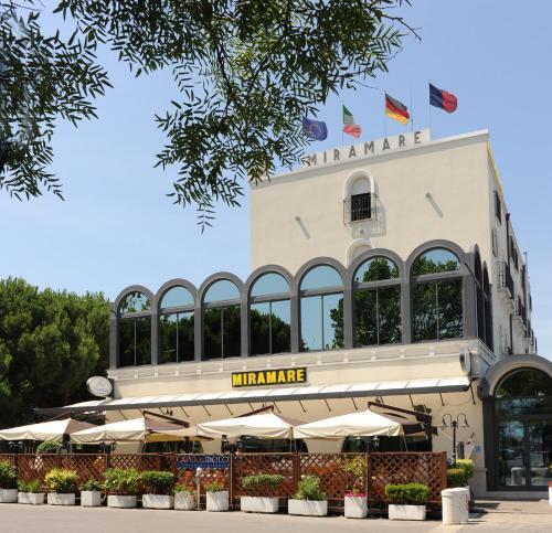 Отель Hotel Miramare 4 звезды Италия