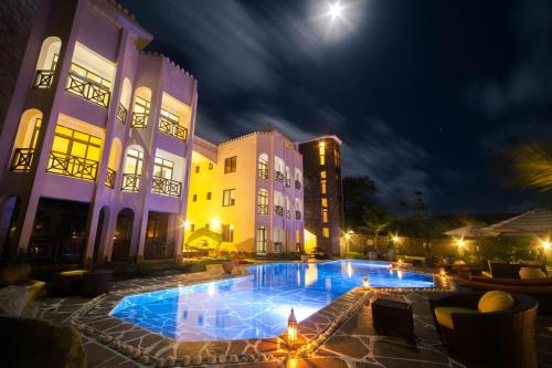 Hotel Amani Luxury Apartments