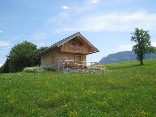 Отель Ferienhütte Wolfgangsee 0 звёзд Австрия