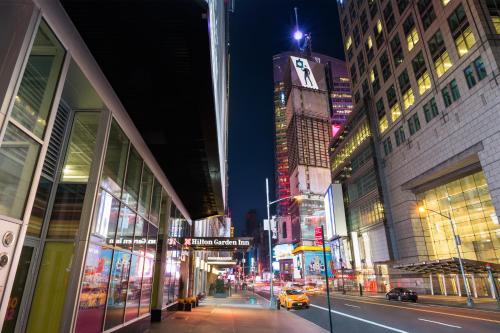 Hilton Garden Inn Times Square Central, New York - Promo Code Details