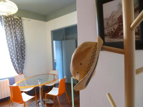 Appartement La Beaune Address