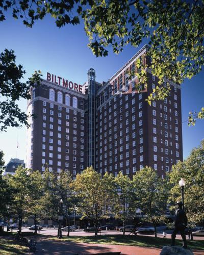 Newport Providence Rhode Island: Providence Biltmore Hotel Review, Rhode Island