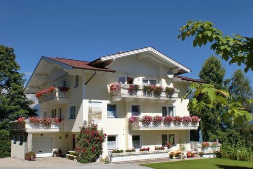 Haus Alpina - Apartment mit 1 Schlafzimmer