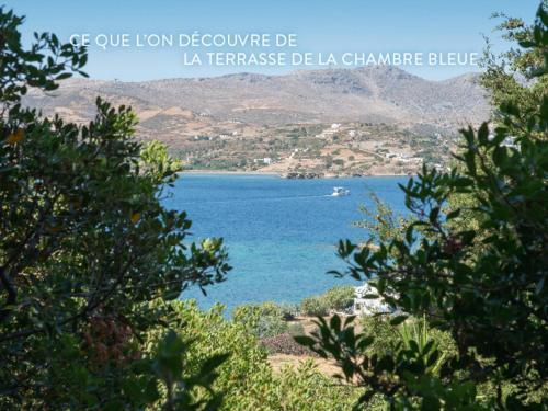 Psilalonia : Chambres d'h�tes de charme sur l'�le de Leros