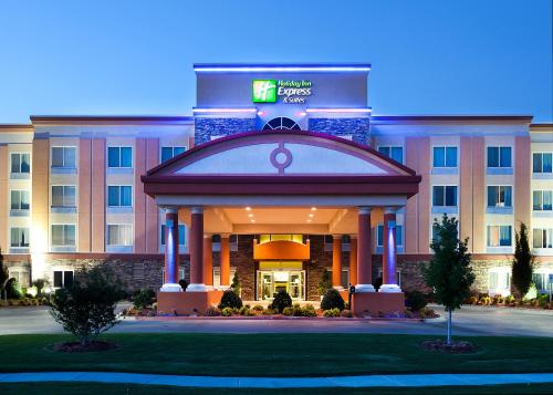 Holiday Inn Express And Suites Tulsa South/bixby