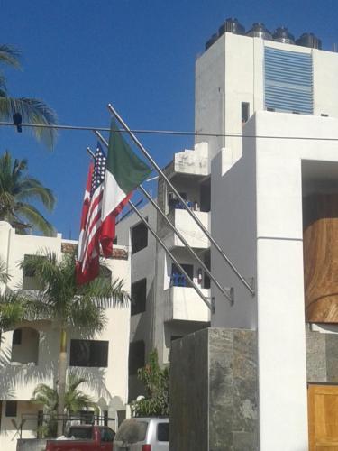 Hotel y villas quinta minas rincon de guayabitos mexican for Villas quinta minas
