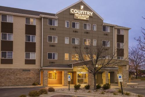 Country Inn & Suites By Carlson Sioux Falls SD, 57104