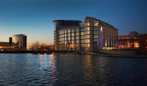 Stay at DoubleTree By Hilton London Excel