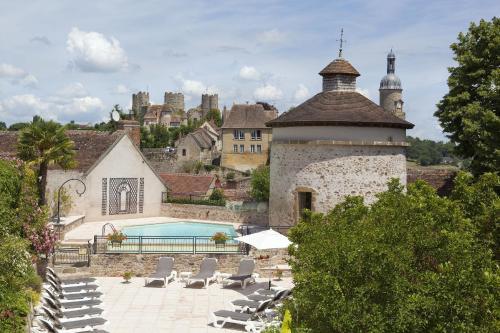 Hotele w marigny rezerwacja hoteli w marigny viamichelin for Appart hotel yzeure