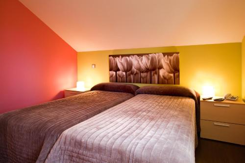 Standard Double or Twin Room Luces del Poniente 4