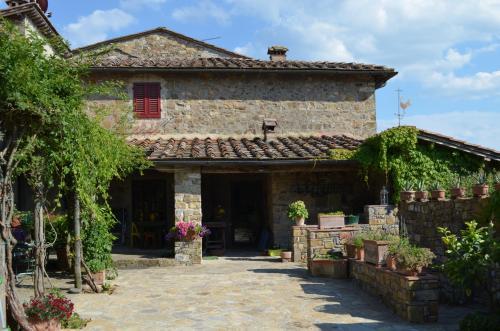 Отель Casa Ercole Farm Stay 0 звёзд Италия