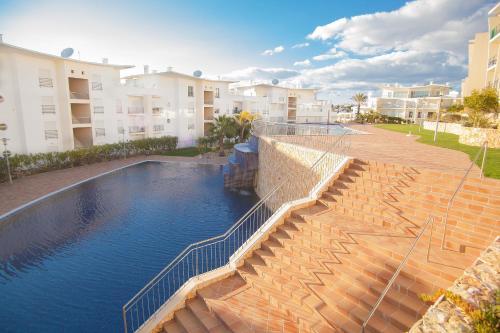Luxury Apartment Ocean View Albufeira Algarve Portogallo