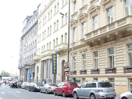 Хостел ATS Jednota, Прага