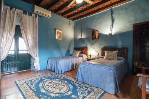 Habitación Doble - 1 o 2 camas Hacienda el Santiscal 6