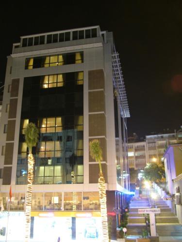 Отель Narin Hotel 4 звезды Турция