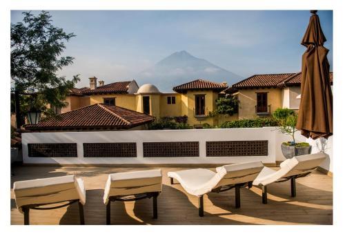 Casa Arcangeles, Antigua Guatemala