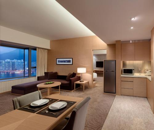 Executive Two-Bedroom Suite with Smartphone
