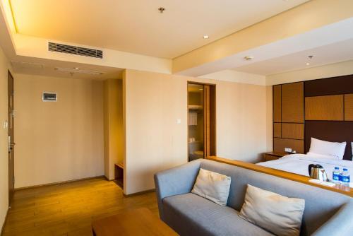 Отель JI Hotel Wuxi Qingyang Road Maoye 4 звезды Китай