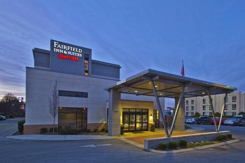 Fairfield Inn & Suites Chattanooga East TN, 37421