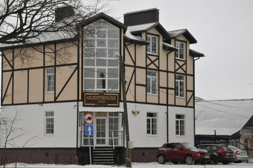 Отель Mini-Hotel GuestHouse 0 звёзд Россия