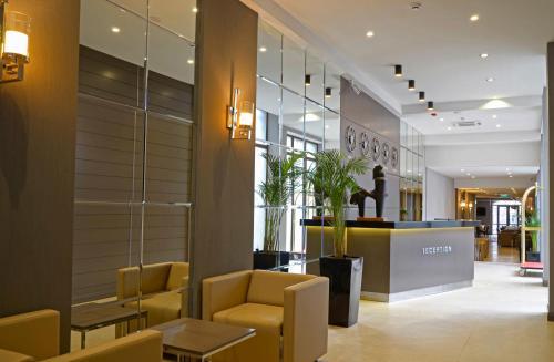 Отель Hotel City Avenue 4 звезды Грузия