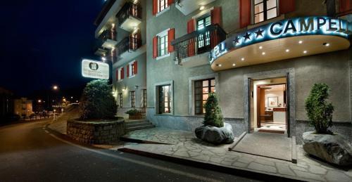 Отель Hotel Campelli 3 звезды Италия