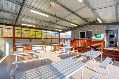 Big4 Grampians Parkgate Resort Halls Gap