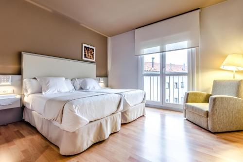 Habitación Doble - 1 o 2 camas - No reembolsable Hotel Nagusi 6