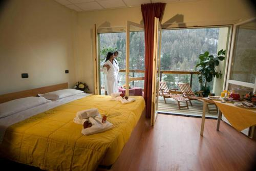 Double or Twin Room with Skipass