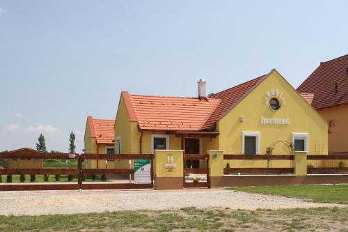 Отель BONI APARTMAN Hegykő 0 звёзд Венгрия