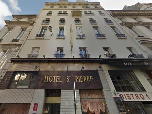 H tel saint pierre h tel 4 rue de l 39 ecole de medecine for Hotels 75006