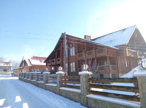 U Vasylyny ta Romana Guest House