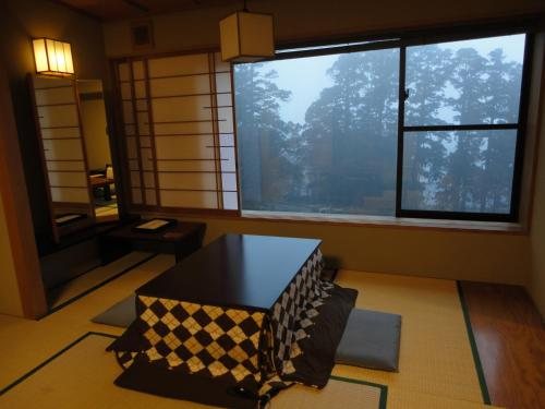 Fireworks Plan - Japanese-Style Twin Room