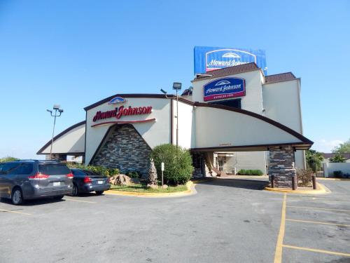 Howard Johnson Express Inn Arlington Ballpark/six Flags