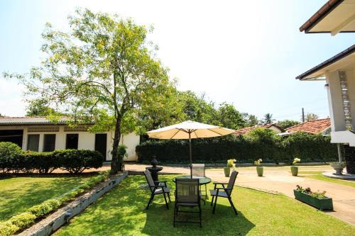 Отель Evid Garden 2 звезды Шри-Ланка