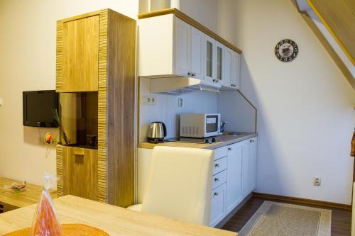 Apartments Bílý Beránek