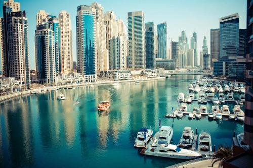 Dubai Stay - Marina Promenade-Beauport Apartment - 0