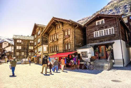 Chalet Abacus, Zermatt