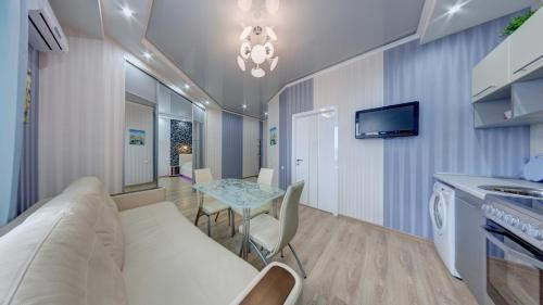 Отель InnHome Apartments MOPRa Square 9 0 звёзд Россия