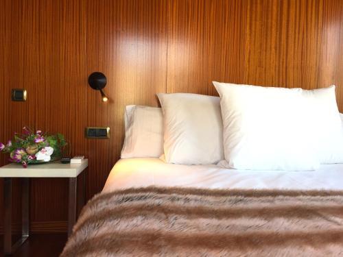 Suite con chimenea y acceso al spa Hotel Del Lago 11