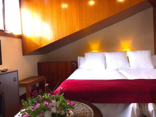 Habitación Doble - Ático con acceso al spa Hotel Del Lago 3