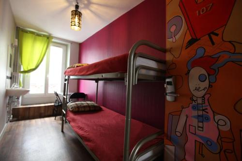 Woodstock Hostel Montmartre