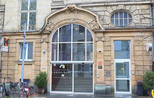 Stadthotel Düsseldorf impression