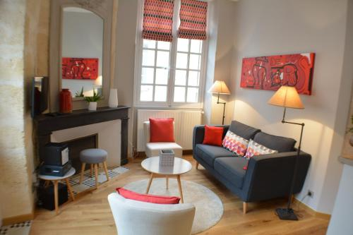 Appartement bordeaux hyper centre bordeaux aquitaine for Appartement bordeaux grand theatre