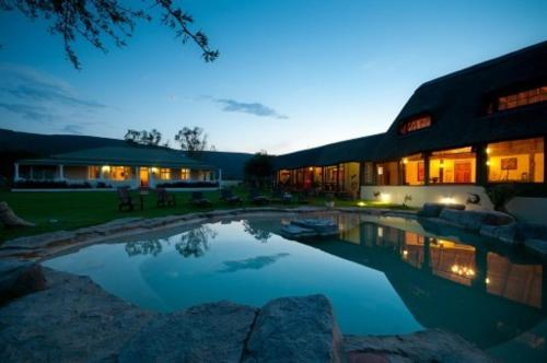 Koffylaagte Game Lodge