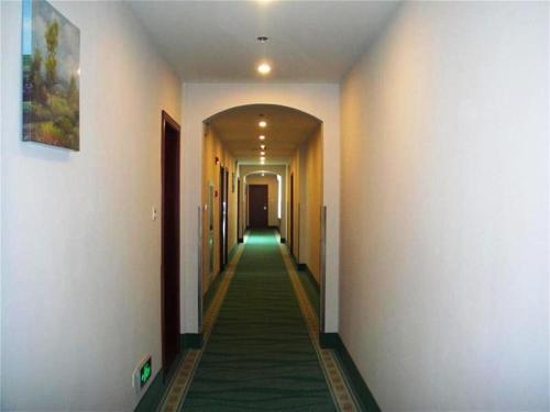 GreenTree Inn ShangHai PuDong Airport Town Express Hotel
